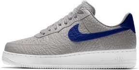 Nike Force 1 Premium iD (Detroit Pistons) Shoe