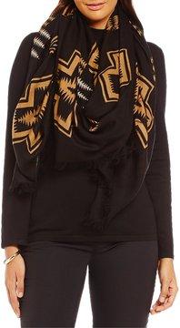 Pendleton Oversized Featherweight Wool Blanket Scarf