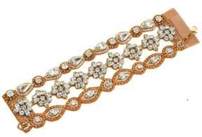 Deepa Gurnani deepa by Laurie 3-Row Beaded Bracelet