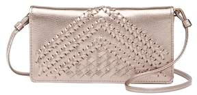 The Sak Paloma LG Smartphone Leather Crossbody Bag