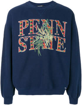 Creatures of the Wind Penn State embroidered sweatshirt