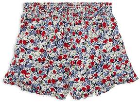 Polo Ralph Lauren Girls' Floral Shorts - Big Kid