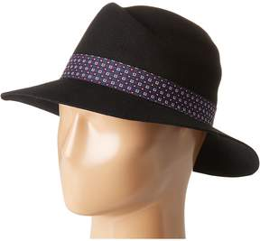 Vince Camuto Tied Panama Traditional Hats