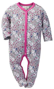 Jessica Simpson Printed Footie (Baby Girls)