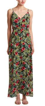 Alythea Bow Back Maxi Dress