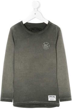 Vingino faded logo sweatshirt