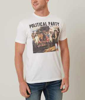 Riot Society Political Party T-Shirt