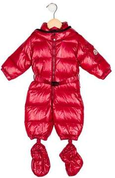 Moncler Girls' Amandes Puffer Suit