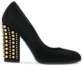 Loriblu studded heel pumps