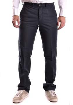 Ballantyne Men's Blue Cotton Pants.