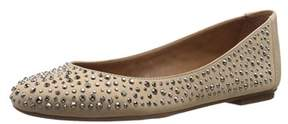 French Sole Womens Quench Closed Toe Slide Flats.
