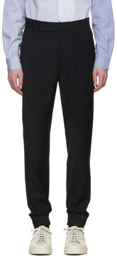 Paul Smith Black Light Wool Jogging Trousers