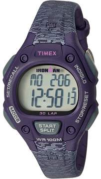 Timex Ironman Classic 30 Mid-Size Resin Strap Watches