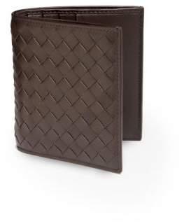 Bottega Veneta Leather Bifold Wallet