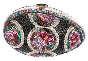 Judith Leiber Crystal-Embellished Egg Minaudière