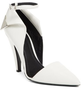 Calvin Klein Women's Kadence Ankle Strap Pump