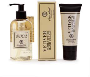 Vetiver Hand Wash & Hand Cream Set