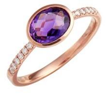 Bony Levy Women's Iris Semiprecious Stone & Diamond Ring (Nordstrom Exclusive)