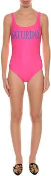 Alberta Ferretti One-piece Swimsuit Rainbow Week