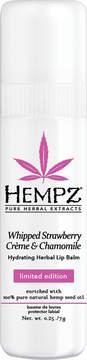 Hempz Whipped Strawberry Creme & Chamomile Herbal Lip Balm
