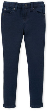 7 For All Mankind Toddler Girls) Adjustable Waist Skinny Jeans