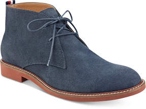 Tommy Hilfiger Men's Gervis Chukka Boots Men's Shoes