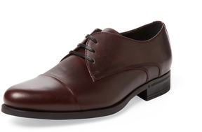 Harry's of London Men's Gerry Cap Toe Derby Shoe