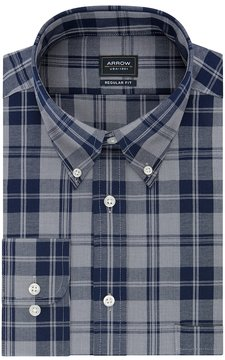 Arrow Men's Regular-Fit Wrinkle-Resistant Dress Shirt