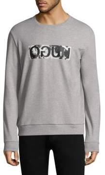 HUGO Cotton Sweatshirt