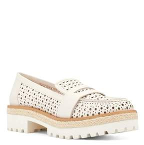 Nine West Gradskool Perforated Penny Loafer