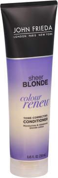 John Frieda Sheer Blonde Color Renew Tone Restoring Conditioner