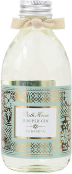 Bath House Juniper Gin Bath Soak by 250ml Soak)
