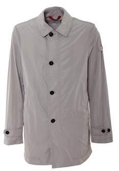 Peuterey Men's Beige Polyester Coat.