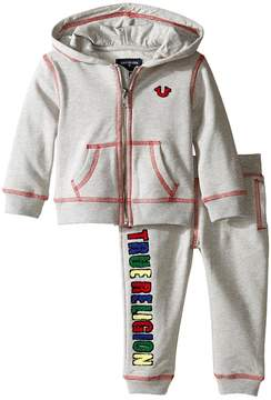 True Religion True Hoodie Set Boy's Active Sets