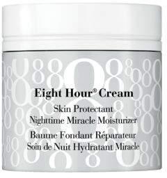 Elizabeth Arden Eight Hour Cream Skin Protectant Nighttime Miracle Moisturizer 1.6 oz.