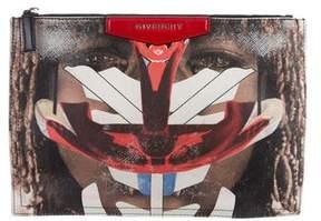 Givenchy Zulu Face Antigona Pouch
