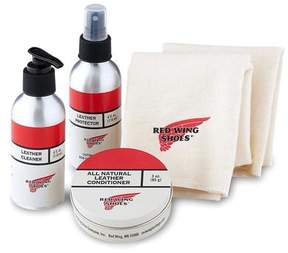 Red Wing Shoes Shoes Oil-Tanned Leather Care Product Kit