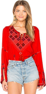 Central Park West Cozumel Blouse