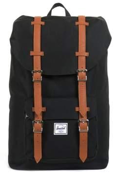 Herschel Little America - Mid Volume Backpack - Black