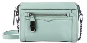 Rebecca Minkoff Leather Crossbody Bag - GREEN - STYLE