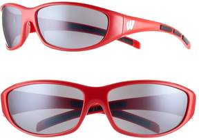 NCAA Adult Wisconsin Badgers Wrap Sunglasses