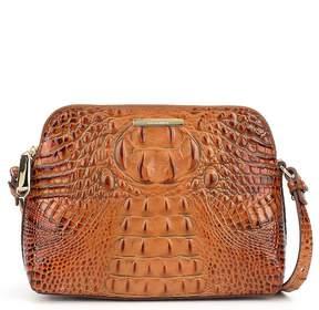 Brahmin Toasted Almond Collection Mini Sydney Cross-Body Bag