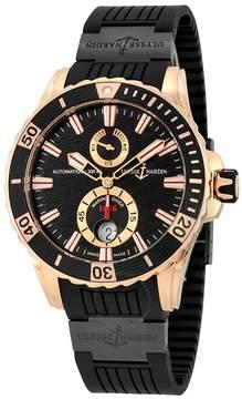 Ulysse Nardin Maxi Marine Diver Automatic Men's Watch