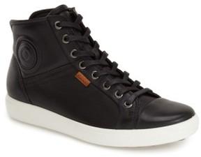 Ecco Women's 'Soft 7' High Top Sneaker