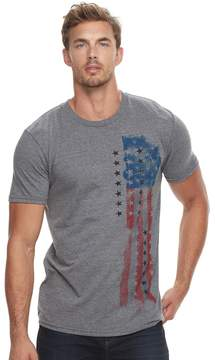 Apt. 9 Men's Abstract American Flag Graphic Tee