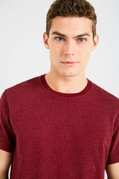 Jack Wills Westcott Jacquard T-Shirt