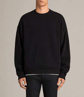 AllSaints Cortel Crew Sweatshirt