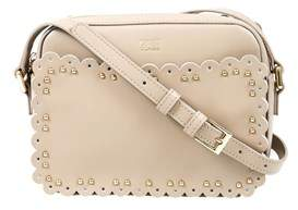 Class Roberto Cavalli Beige Small Shoulder Bag Leolace 002.