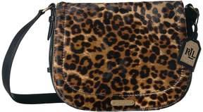 Lauren Ralph Lauren Glennmore Larisa Saddle Bag Handbags