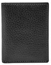 Fossil Richard Leather Bi-Fold Card Case